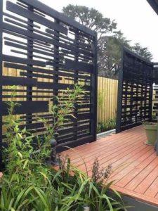 индивидуальный металлический забор