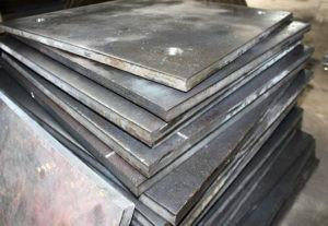 Порезанный листовой металл