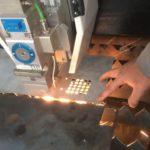 Лазерная резка оцинкованного металла