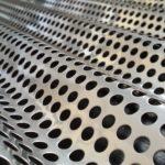 Перфорация металлического листа
