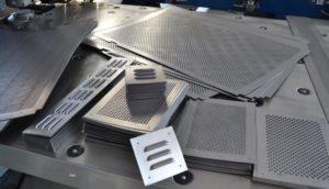 штамповка из листового металла