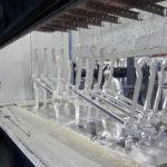 Термодиффузионное цинкование металла