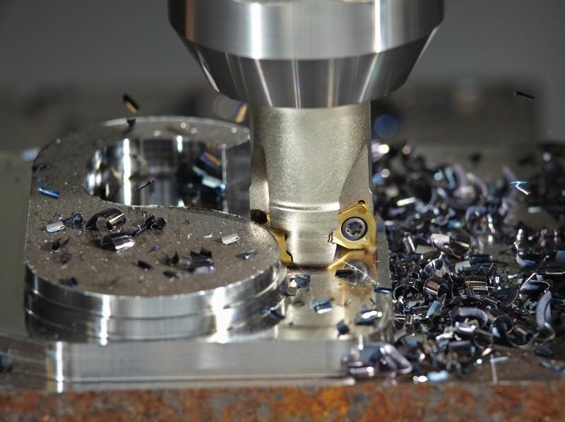 фрезерные работы по металлу на заказ