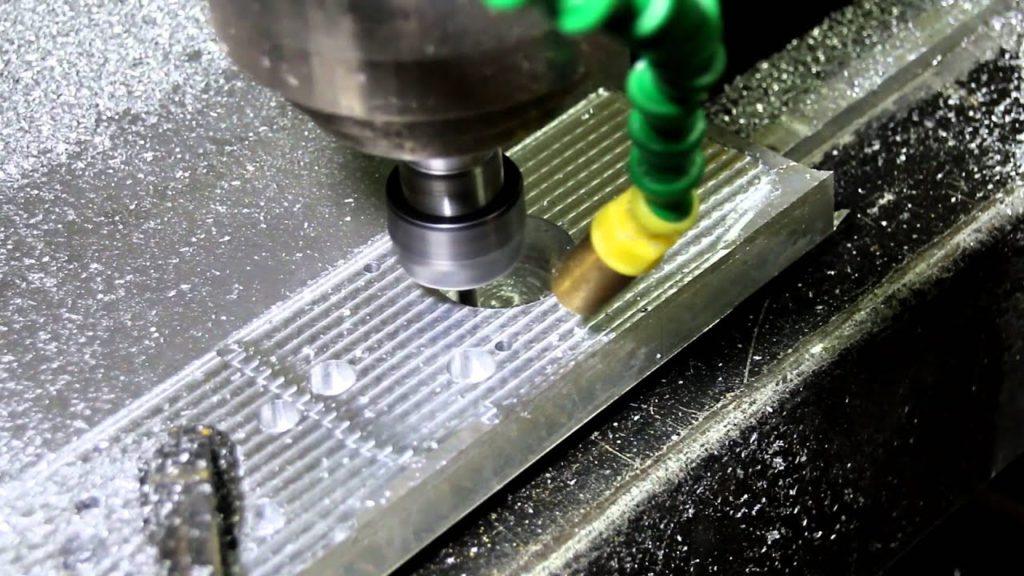фрезерная обработка алюминия на чпу на заказ