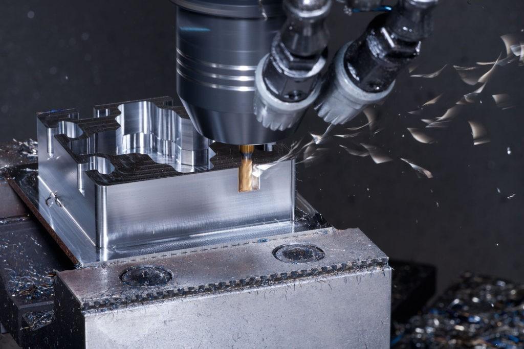 фрезерная обработка металлических изделий на заказ