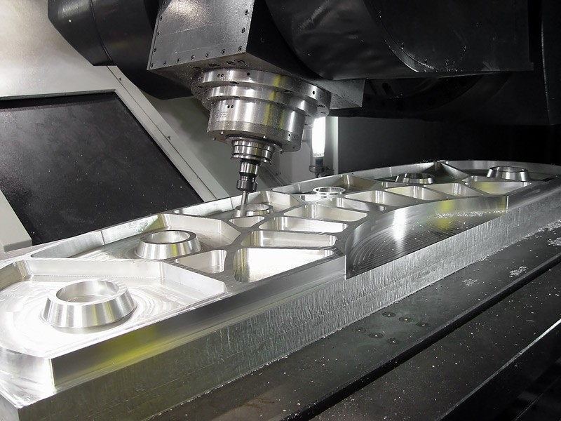фрезерование стальных деталей на заказ