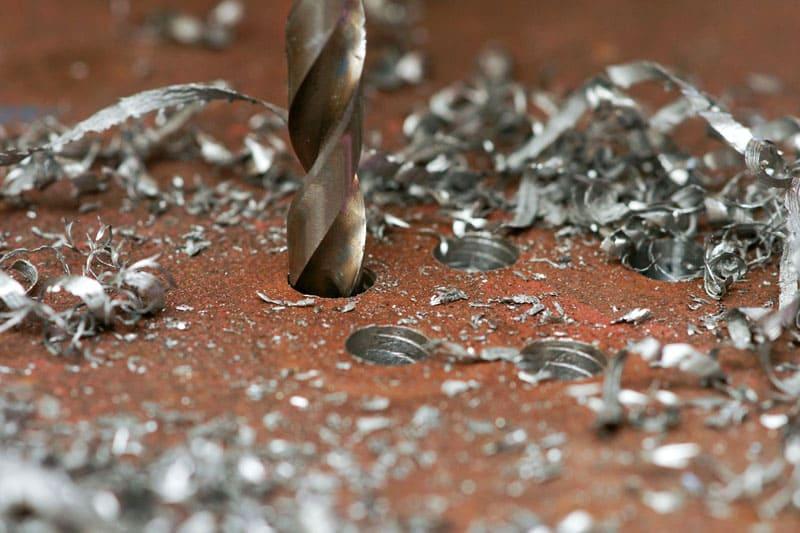 сверловка металла на заказ