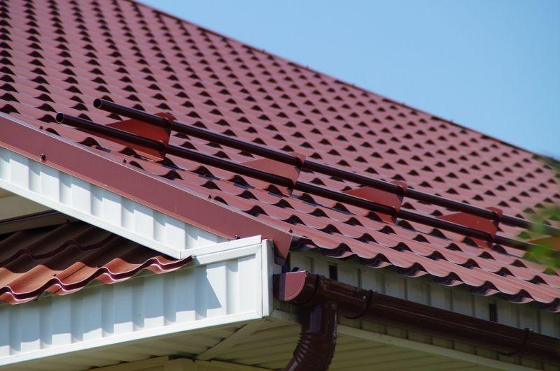 Ветровик на крышу дома