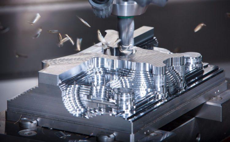 Производство деталей из алюминия