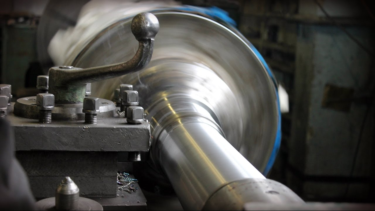 Обработка чугуна на токарном станке