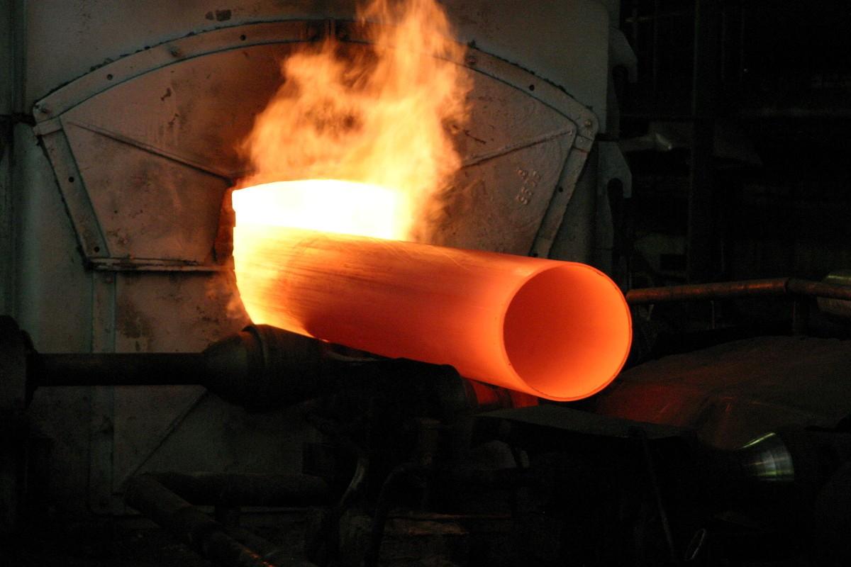 Отжиг стали