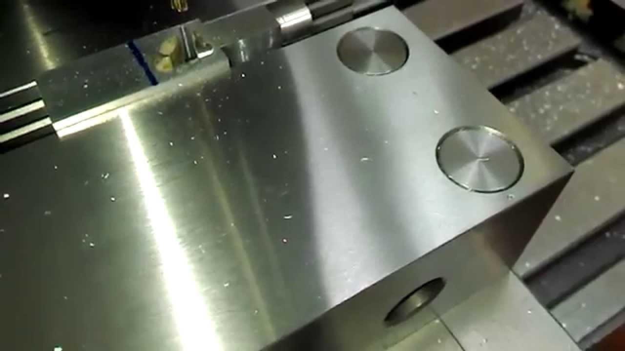 Фрезерование фасок