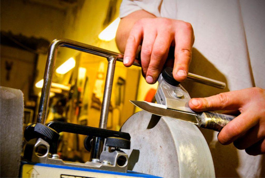 заточка ножей на станке на заказ