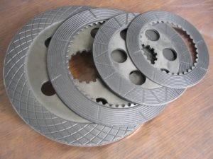 Производство фрикционных дисков