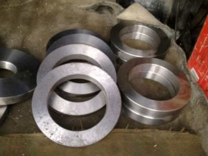 Производство раскатных колец