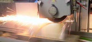 Шлифование больших поверхностей металла