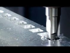 Сверление квадратного отверстия в металле