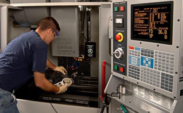 Наладка и ремонт станков с чпу