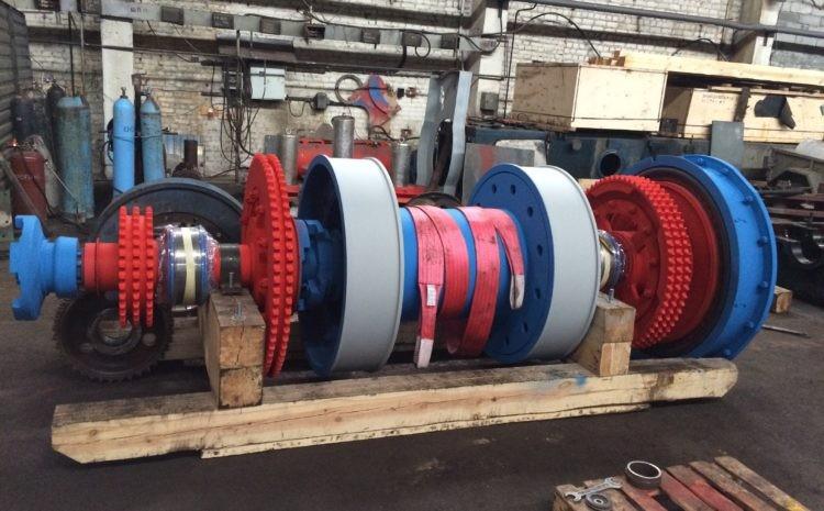 ремонт бурового оборудования под заказ