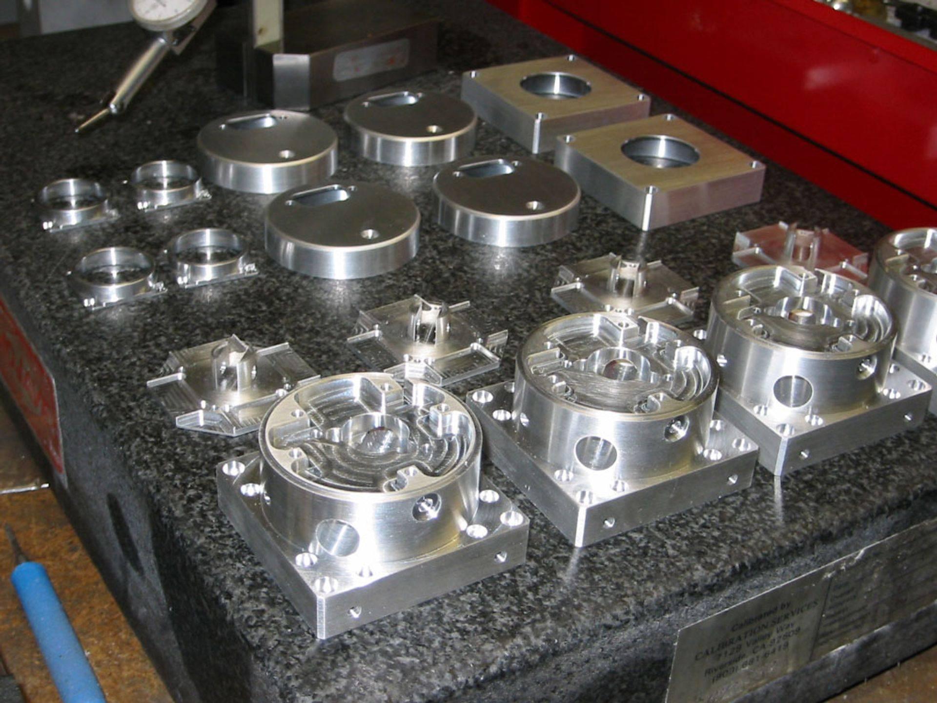 Детали из металла на заказ