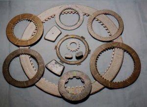 Фрикционные диски на заказ