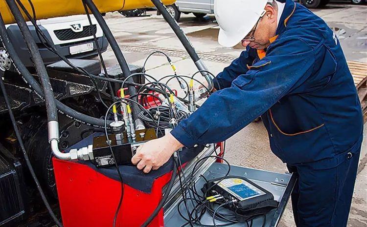 ремонт гидравлики спецтехники на заказ