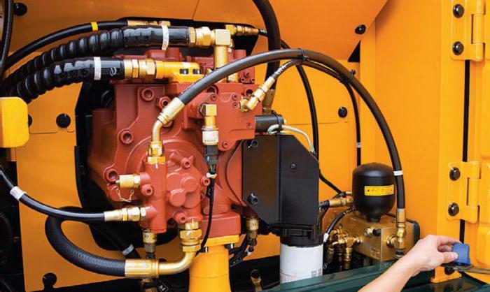 заказать ремонт гидравлического оборудования