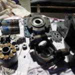 заказать ремонт гидромотора