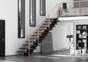 заказать лестницу из нержавеющей стали