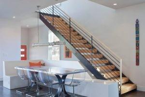 заказать изготовление маршевых лестниц