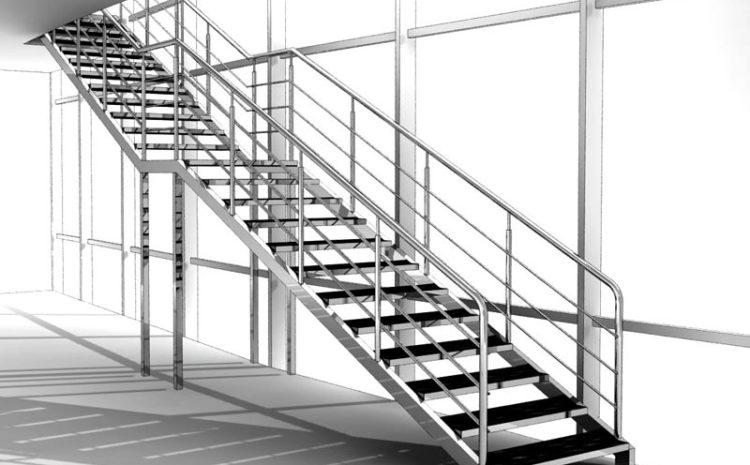 маршевая лестница на заказ