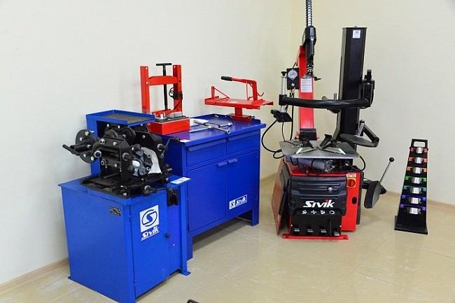 Наладка шиномонтажного оборудования