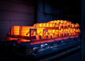 Изотермический отжиг стали