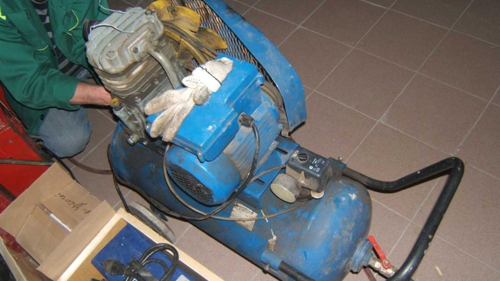 ремонт поршневых компрессоров на заказ