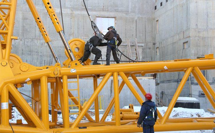 заказать техническое обслуживание башенных кранов