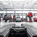 Ремонт и обслуживание оборудования для автосервиса