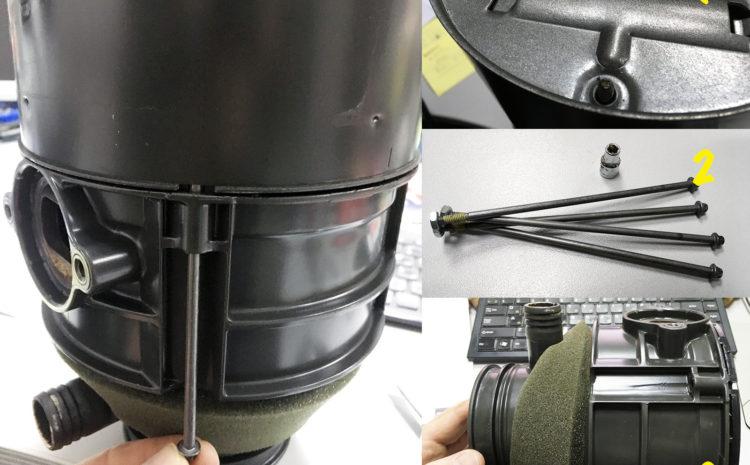ремонт измельчителя