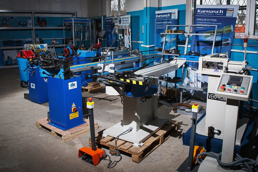 заказать ремонт металлообрабатывающего оборудования