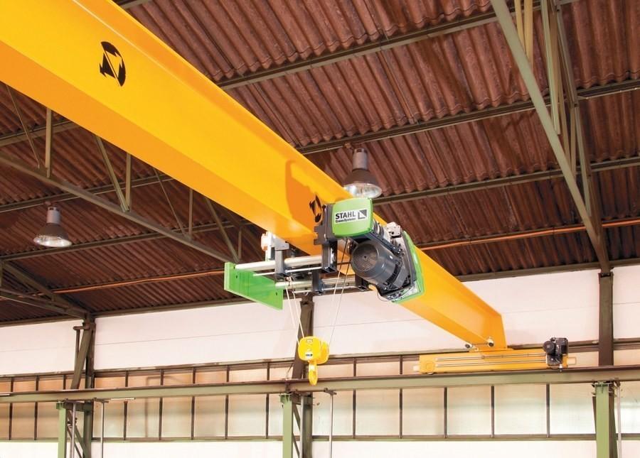 ремонт и обслуживание мостовых кранов на заказ