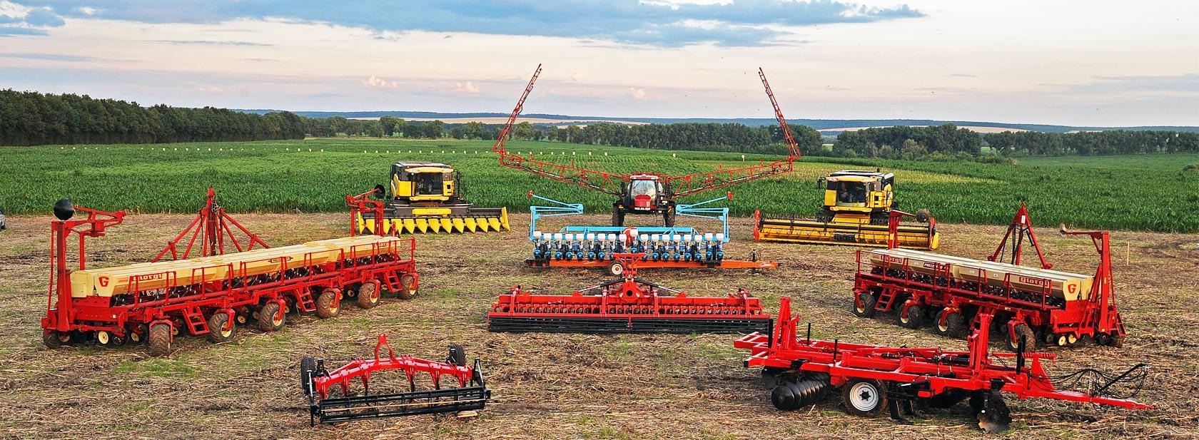 Ремонт сельскохозяйственного оборудования
