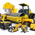 Ремонт строительного оборудования