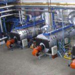 Ремонт теплотехнического оборудования и тепловых сетей
