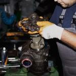 ремонт рулевого редуктора на заказ