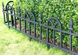 садовый забор на заказ