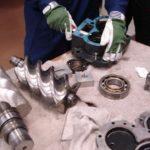 заказать ремонт винтовых компрессоров