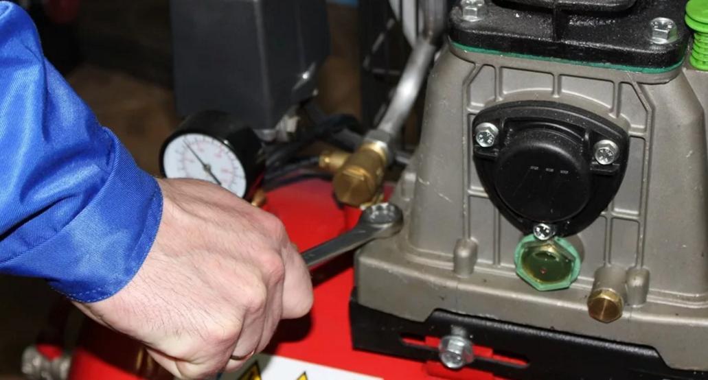 ремонт компрессоров воздушных на заказ