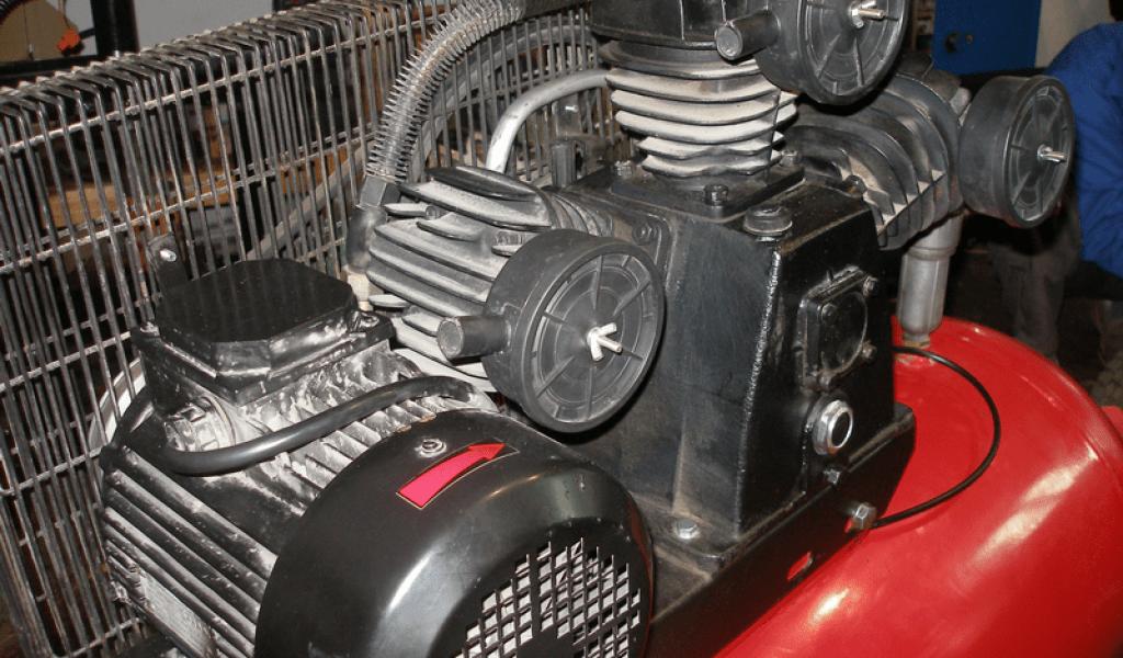 заказать ремонт компрессора воздушного поршневого