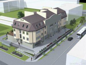 проектирование здания в 3 д на заказ