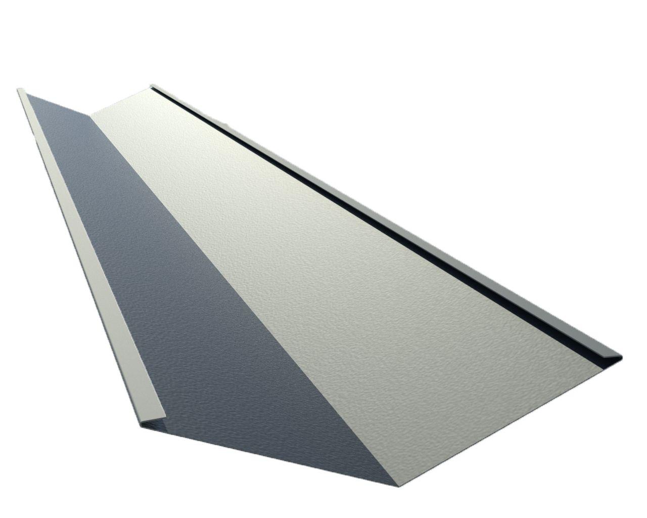 Ендовая внутренняя планка для металлочерепицы
