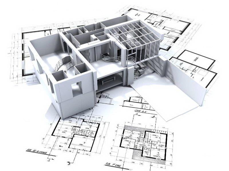 архитектурное проектирование дома на заказ